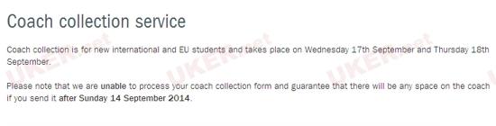卡迪夫大学发布9月正课接机申请截止日期