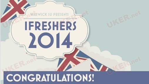 华威大学学生会为国际新生准备iFreshers指南